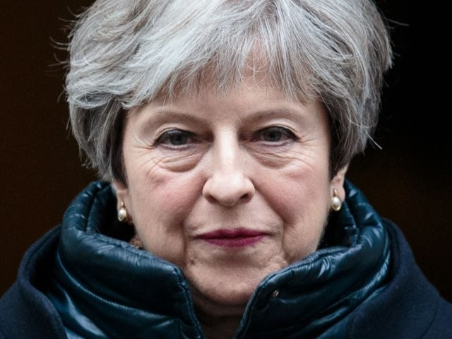 Theresa May says she will resign as prime minister if MPs back her Brexit deal