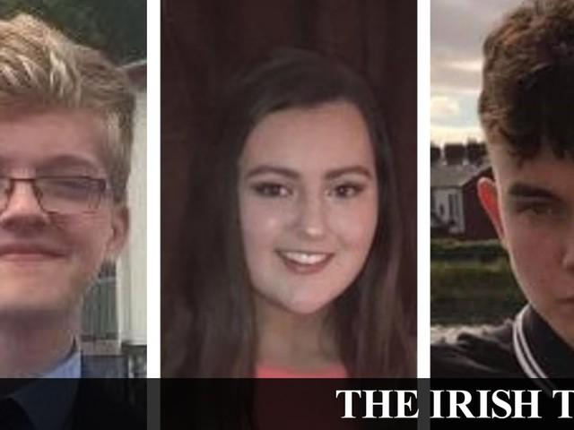Three teenagers killed in Tyrone disco crowd crush are named