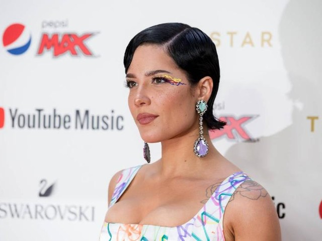 Halsey Strikes Gold With Third Number One Album