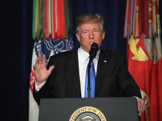 The Blob Ate Donald Trump