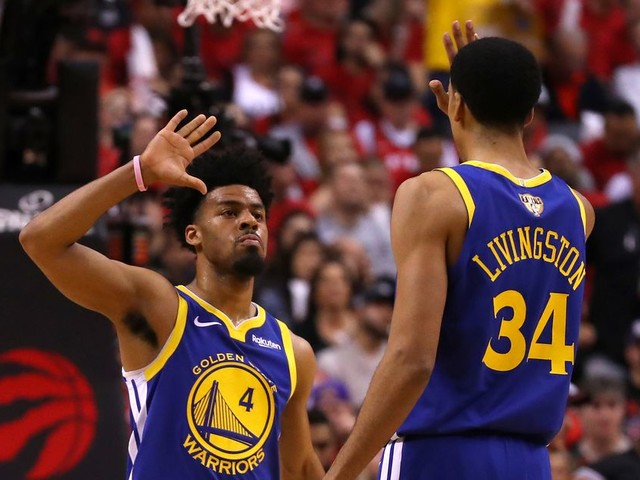 Warriors players are dropping like flies and they're still winning