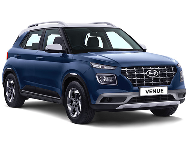 Top-spec Hyundai Venue to get dual-tone paint options