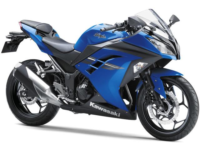 Kawasaki Ninja 300 On Par With TVS Apache RR310 In May 2019 Sales