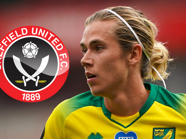Champions League hopefuls Sheff Utd plot £10m transfer swoop for Norwich starlet Todd Cantwell