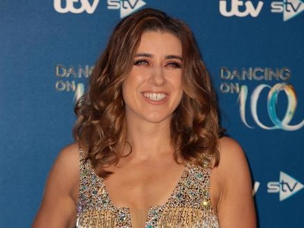 Libby Clegg: Dancing on Ice put me in the best shape ever