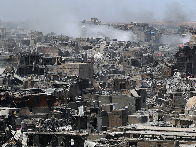How ISIL nearly stumbled on the ingredients for a 'dirty bomb' in Mosul
