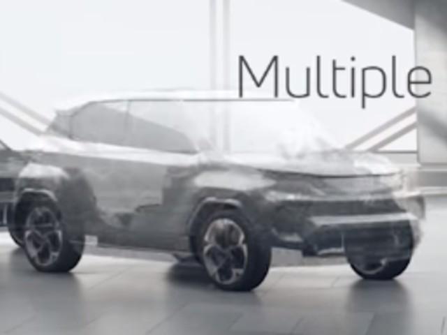 Tata Hornbill SUV Concept To Debut At Geneva Motor Show