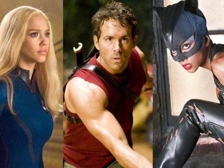Remember When Superhero Movies Were HORRIBLE?? These Are The 10 Worst!