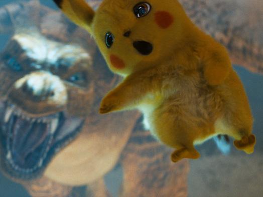 'Detective Pikachu' Repeats No. 1 at International Box Office