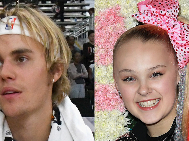 Justin Bieber Throws More 'Shade' at JoJo Siwa on Instagram!
