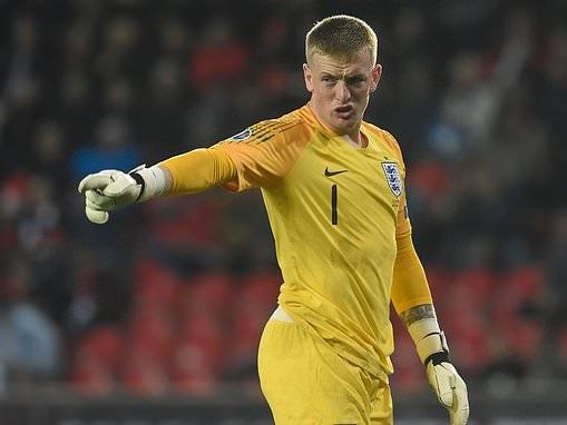 Jordan Pickford insists England weren't complacent in defeat to Czech Republic
