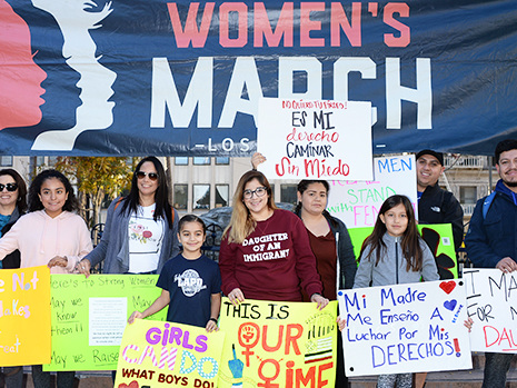 Women's March 2020: When, Where & Everything Else You Need To Know About The Protest