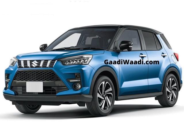 Upcoming Maruti YFG & YTB SUVs To Get Hybrid Powertrains