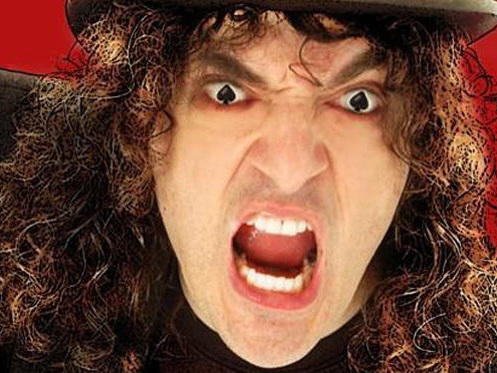 Jerry Sadowitz to bring magic and mayhem to the Epstein