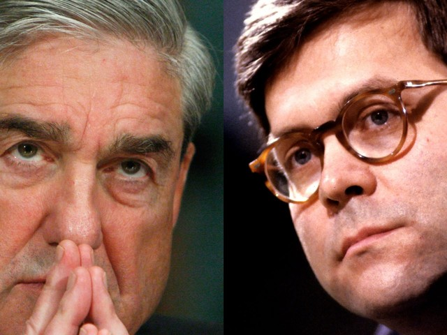 Trump's attorney general pick once sent an unsolicited memo to the Justice Department calling the Mueller investigation 'legally insupportable'