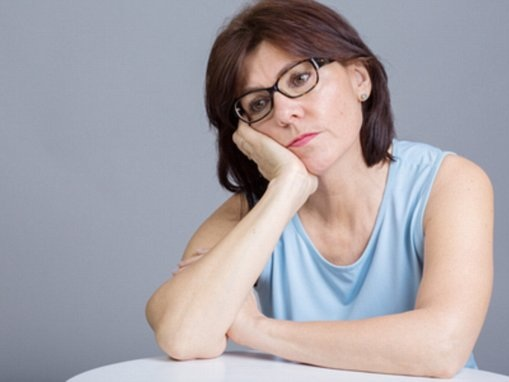 Women more unhappy than men for almost their entire lives