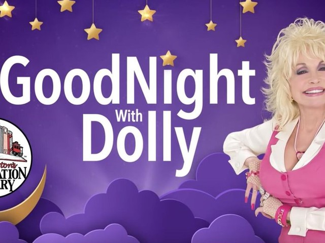 Let Dolly Parton read you a bedtime story on YouTube, Facebook, Twitter and Instagram - CNET