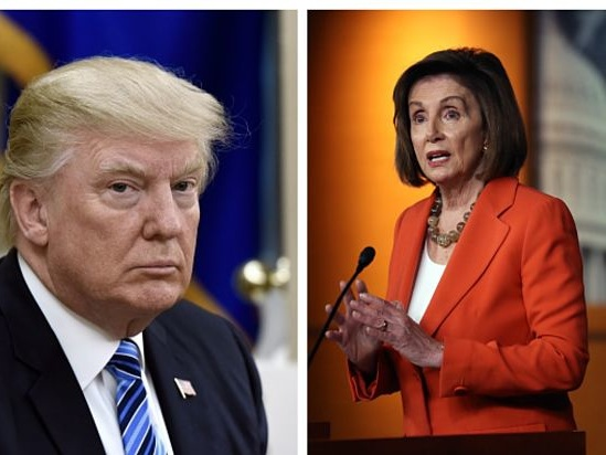 House Democrats Introduce Article of Impeachment Against Trump