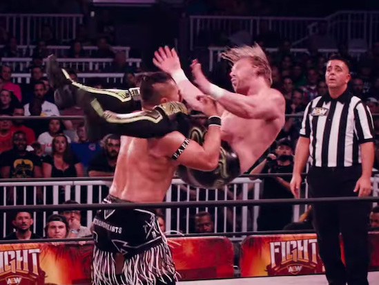 All Elite Wrestling Gets Its Weeknight, Time Slot and Premiere Date From TNT – Plus a Trailer (Video)