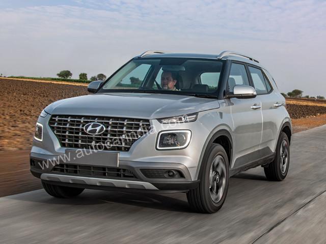 Review: 2019 Hyundai Venue review, test drive