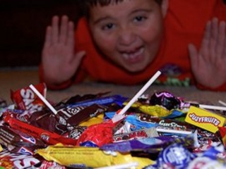 How much candy should you buy for Halloween? There's actually a formula for that