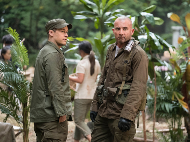 The 'Legends of Tomorrow' Cast Preview the Return of Grodd in Tonight's Episode