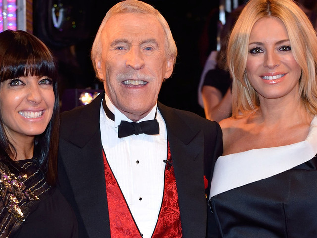 Bruce Forsyth Dead: 'Strictly Come Dancing' Hosts Tess Daly And Claudia Winkleman Share Emotional Tributes
