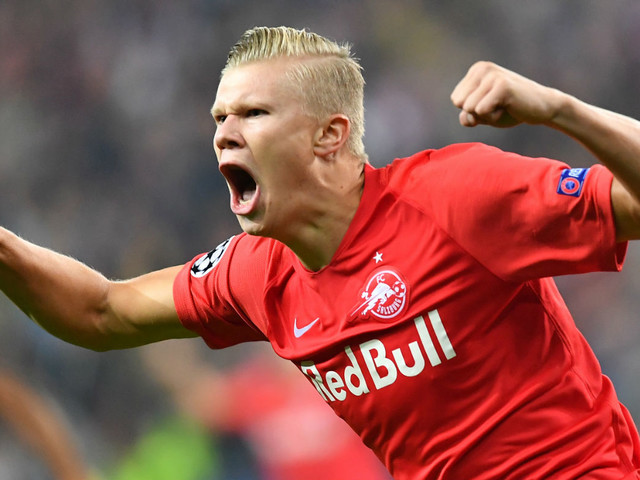 Man Utd and Real Madrid battle to sign Erling Braut Haaland