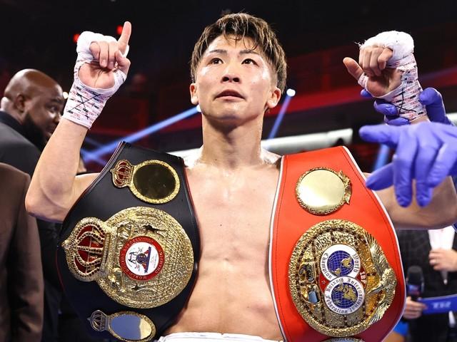 Naoya Inoue to defend bantamweight titles against Aran Dipaen in Japan on Dec 14 after savage Michael Dasmarinas KO