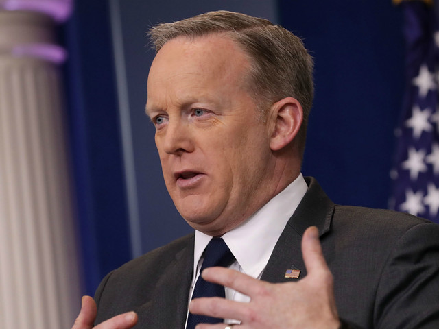 Sean Spicer: Mistakes, misspeaks and alternative facts