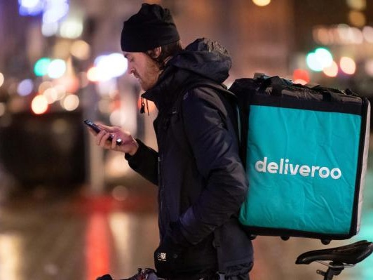 Daily Crunch: Amazon backs Deliveroo