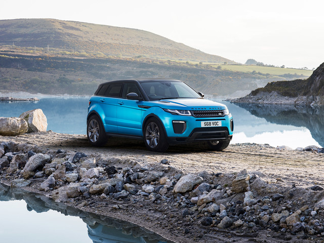 Land Rover Avoids Concept Vehicles So Others Won't Copy Designs