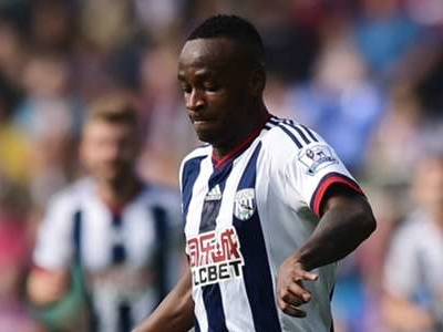 Pereira equals Berahino's West Brom's mark against Arsenal