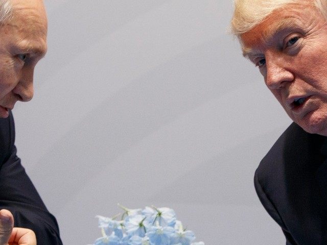 Trump gave Putin the 'gift of the century' in plain sight while the FBI probed him as a Russian agent