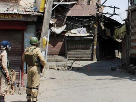 Encounter Underway In Shopian, Gun Battle Between Forces And Terrorists