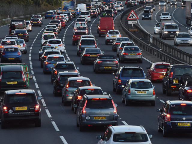 Bank Holiday Traffic: Drivers Warned Of 'Huge Potential For Gridlock'