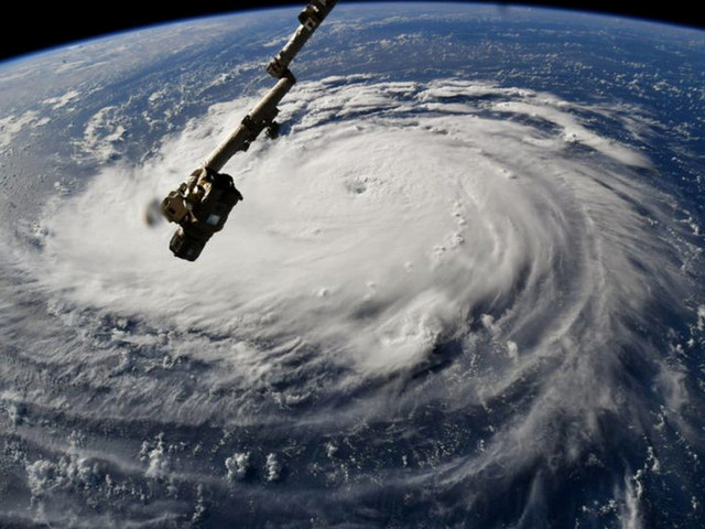Storm Florence: State Of Emergency Declared As US Braces For 'Monster Hurricane'
