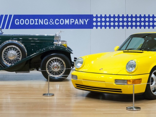 The head of a major auto auction house explains why the Porsche 911 is the next hot collectible