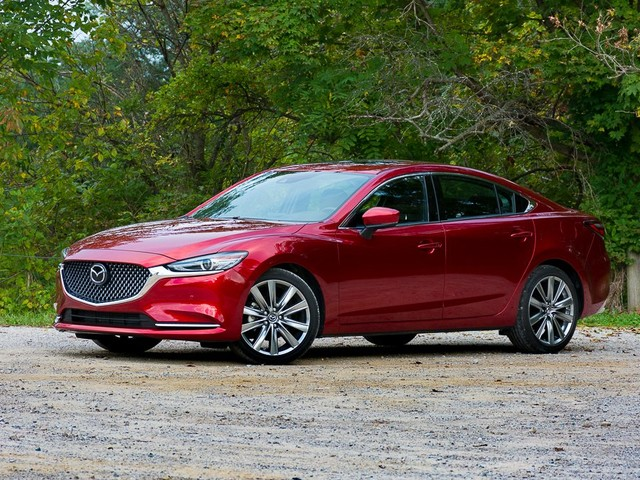 Diesel Engine, All-wheel Drive Coming to Mazda 6; No Word on Suspension Lift, Cladding