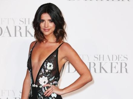 Lucy Mecklenburgh sheds four stone