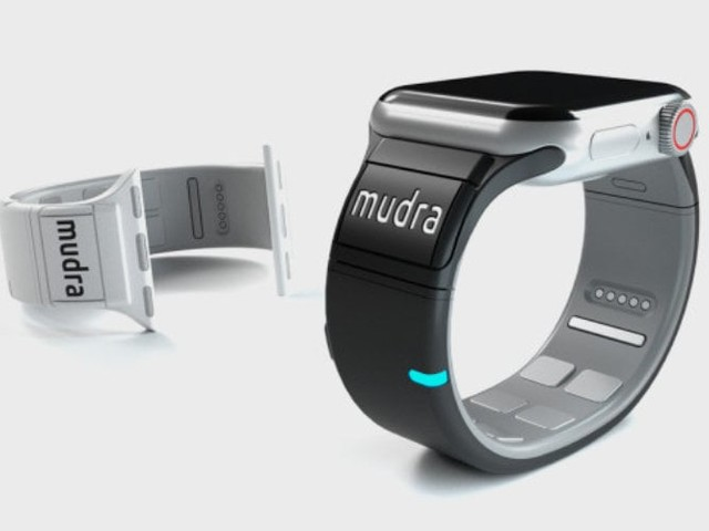Mudra Band adds gesture controls to your Apple Watch