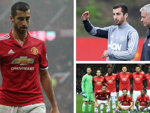 Manchester United player Henrikh Mkhitaryan can find redemption in new role