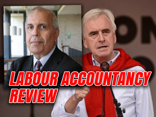 McDonnell Accountancy Review Chief: Venezuela Wasn't Real Socialism