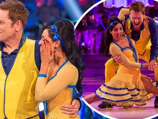 Strictly Come Dancing: Brian Conley eliminated