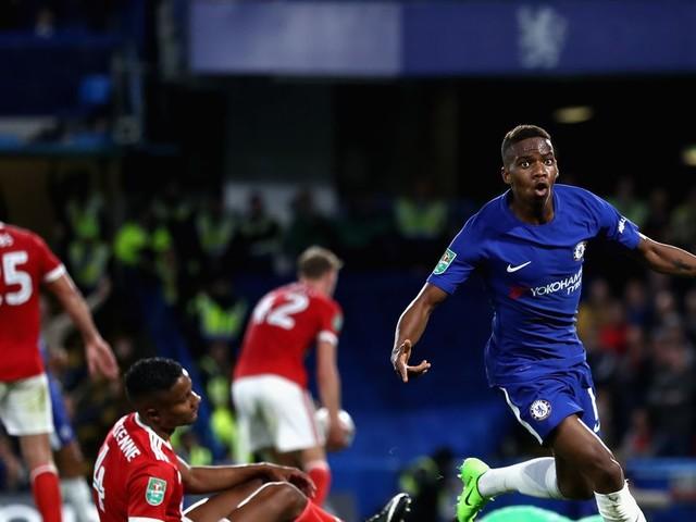 Chelsea to send Charly Musonda Jr. on loan in January — report