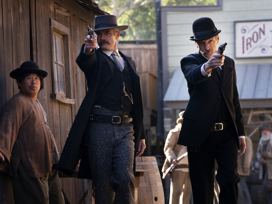 Timothy Olyphant Says 'Deadwood: The Movie' Reminded Him How Much He Stole From His Costars