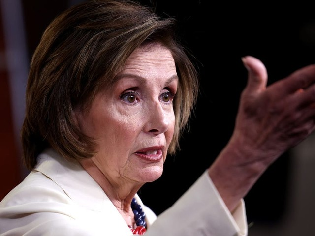 Nancy Pelosi's husband just invested millions in two tech companies with lots at stake on Capitol Hill