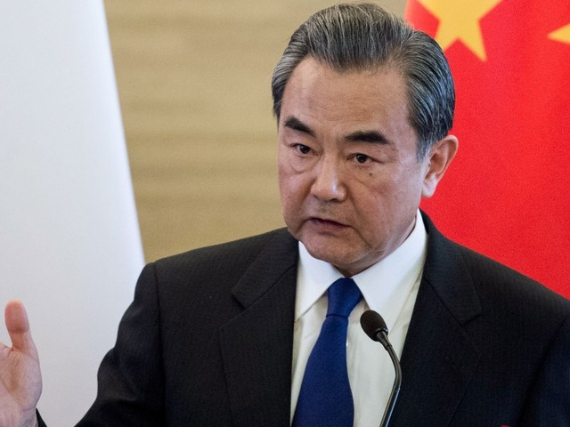 China Says North Korea Tension Has To Be Stopped From Reaching 'Irreversible' Stage