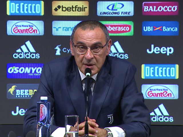 Sarri reflects on 'great' Chelsea experience as he begins 'crowning moment' at Juventus