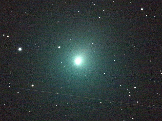 See a passing comet this Sunday